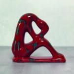 Rojo metalizado